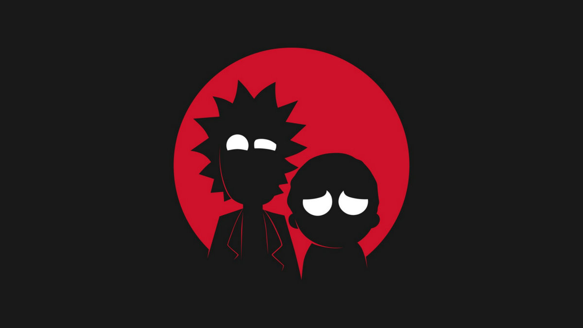 rick and morty s theme spooky bizzle