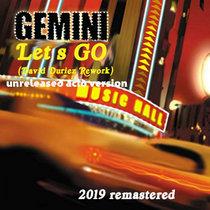 Gemini - Let's Go (David Duriez Acid Rework) [2020 Remastered Version] cover art