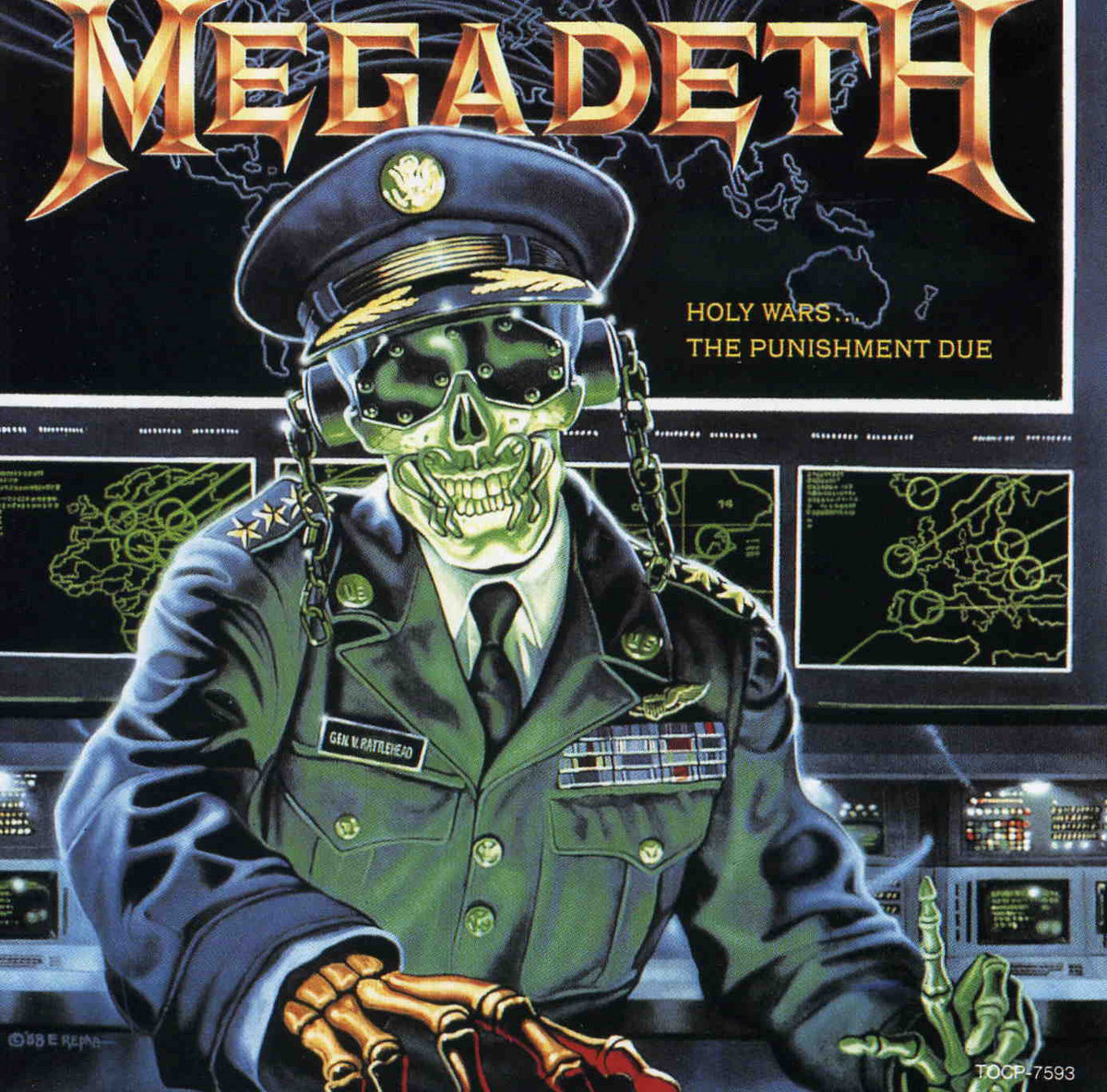 "Megadeth - Holy Wars ""Instrumental"" (Remastered By: Nate Whittaker) |  Megadeth, Nate Whittaker | Nate Whittaker"