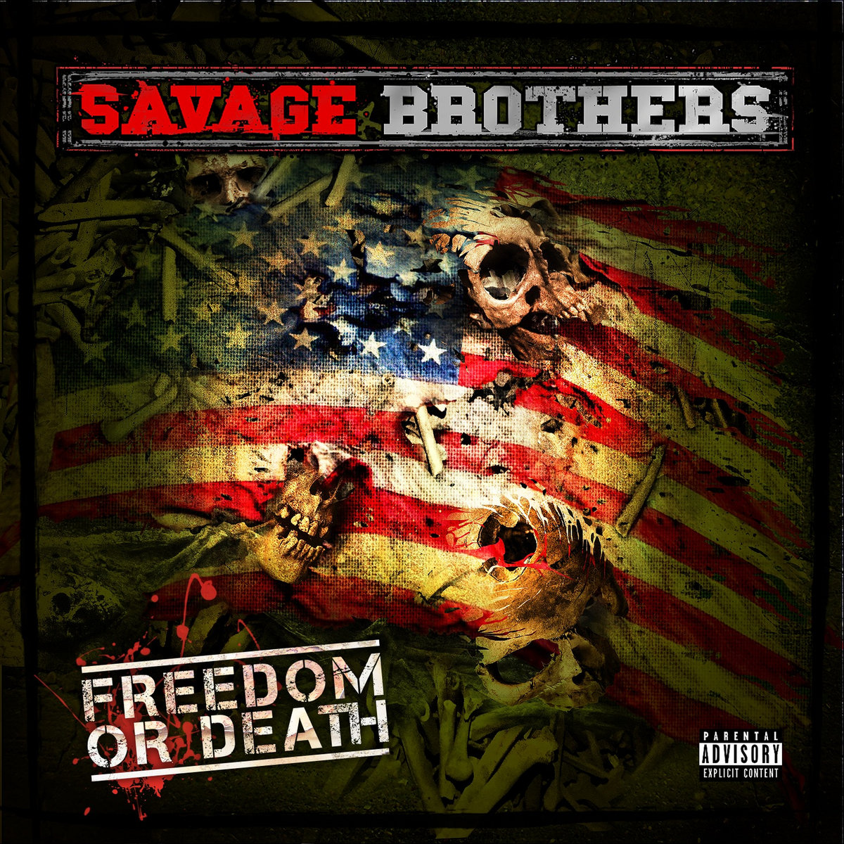 Freedom Or Death Snowgoons