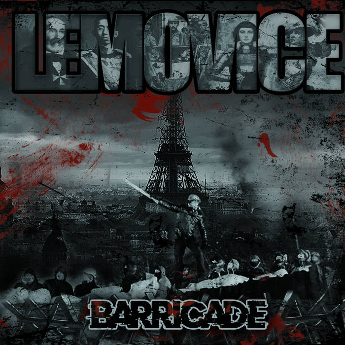 Lemovice Barricade