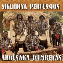 Arounaka Djembekan cover art