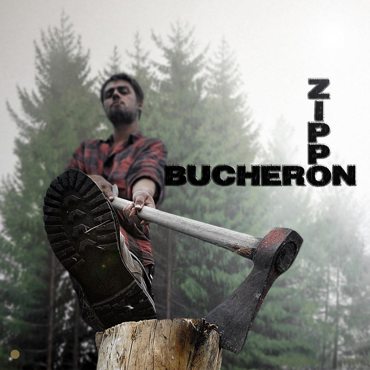 zippo bucheron
