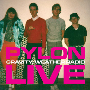 Gravity b/w Weather Radio cover