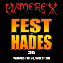 Fest of Hades 2015 cover art
