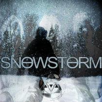 SNOWSTORM cover art