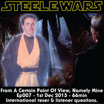 From A Certain Point Of View, Namely Mine - Ep007 - 1st Dec 2015 cover art