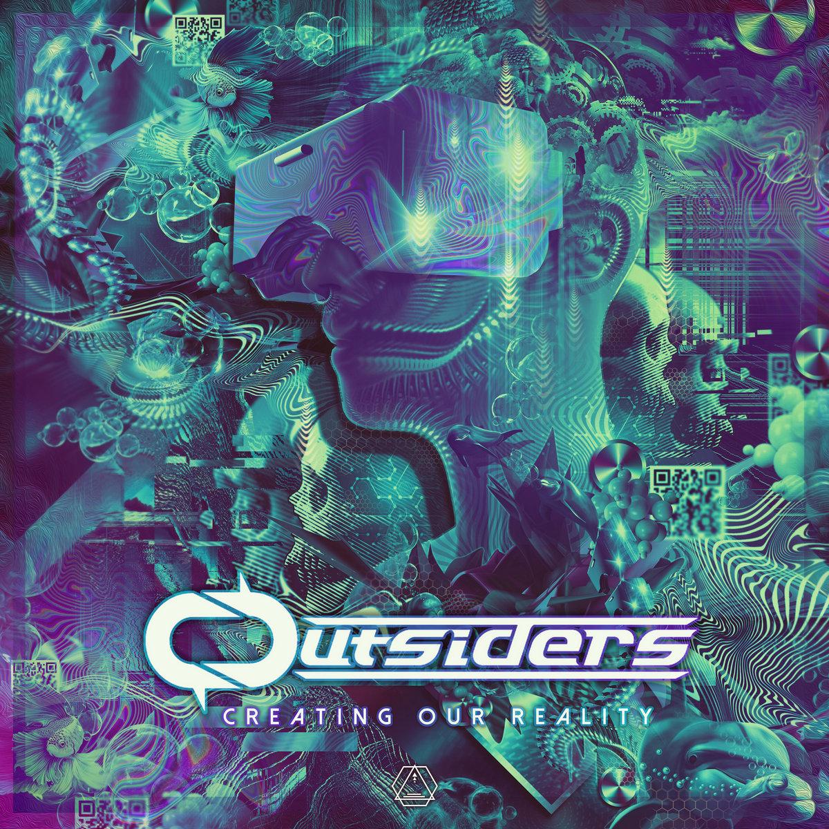 Outsiders - Lucid Dream   Sacred Technology