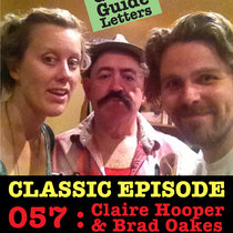 Ep 057 : Claire Hooper & Brad Oakes love the 24/01/13 Letters cover art