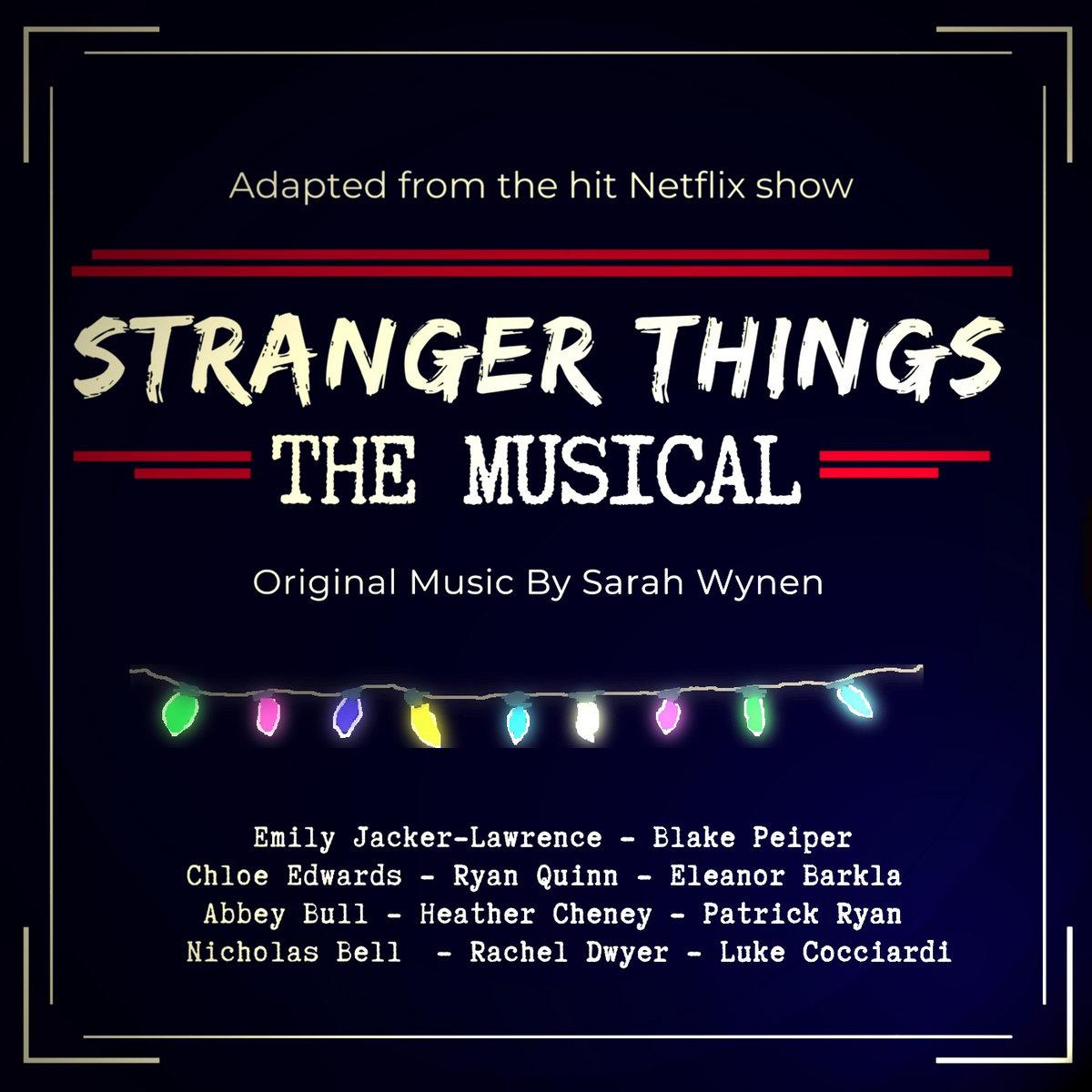 The Vanishing Of Will Byers | STTM Cast