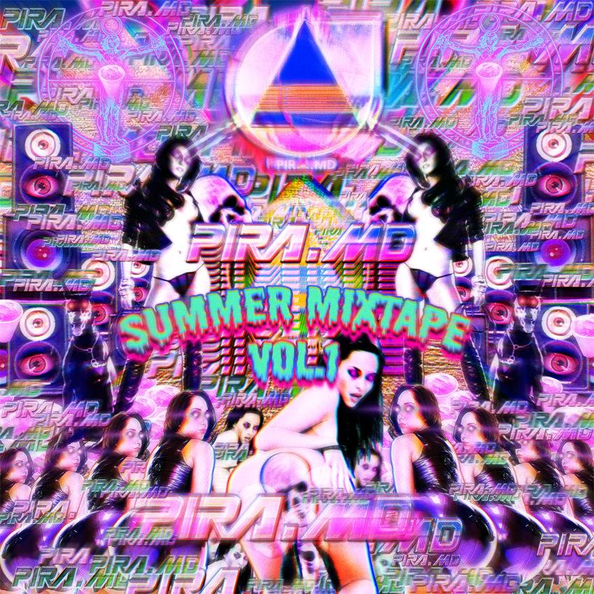 Lil B - Real Life (Kryone Remix) | PIR△ MD Records
