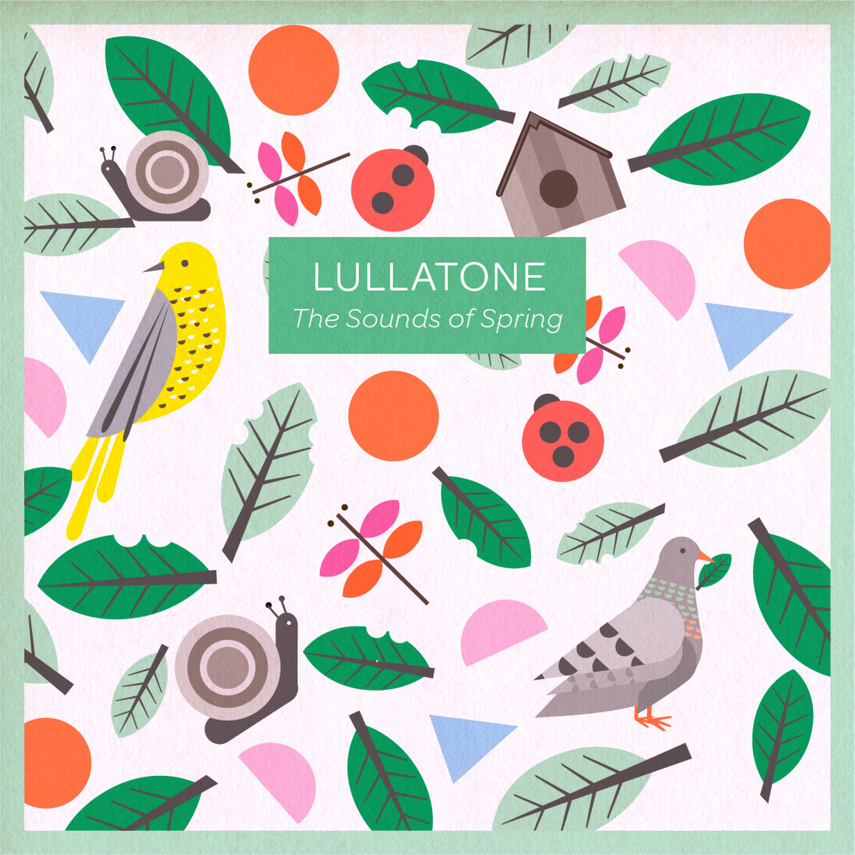 the sounds of spring ep lullatone