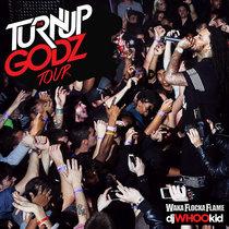 Waka Flocka & DJ Whoo Kid - The Turn Up Godz Tour cover art