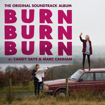 Burn Burn Burn cover art