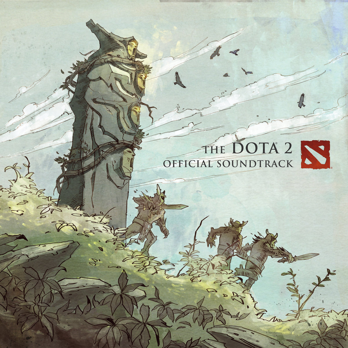 the dota 2 official soundtrack valve studio orchestra