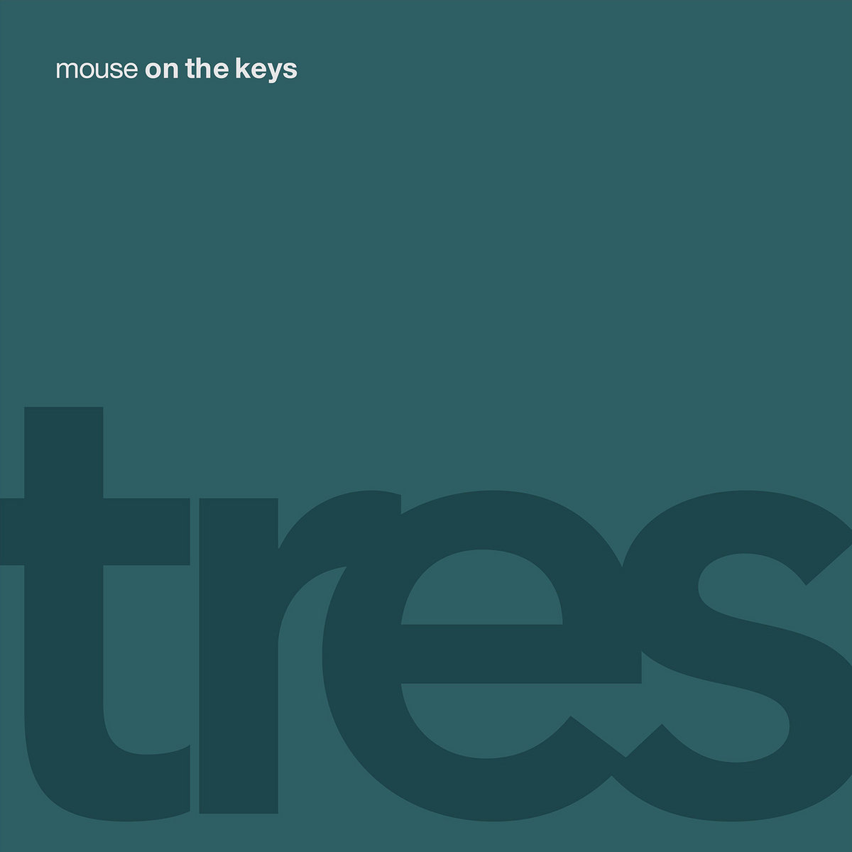 Image result for Mouse On The Keys - Tres (Topshelf Records) $19.99