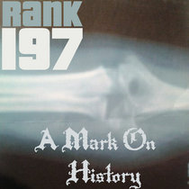 A Mark On History EP cover art
