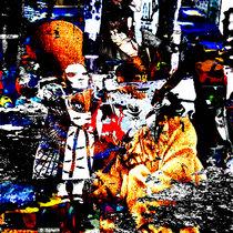 V Sabo/ MOYO, My BOY Constrictor Split cover art