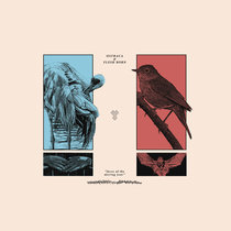 faces of the moving year split cover art