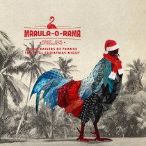 MaAuLa-o-rama Vol.4 - Bons baisers de France, tropical christmas night cover art