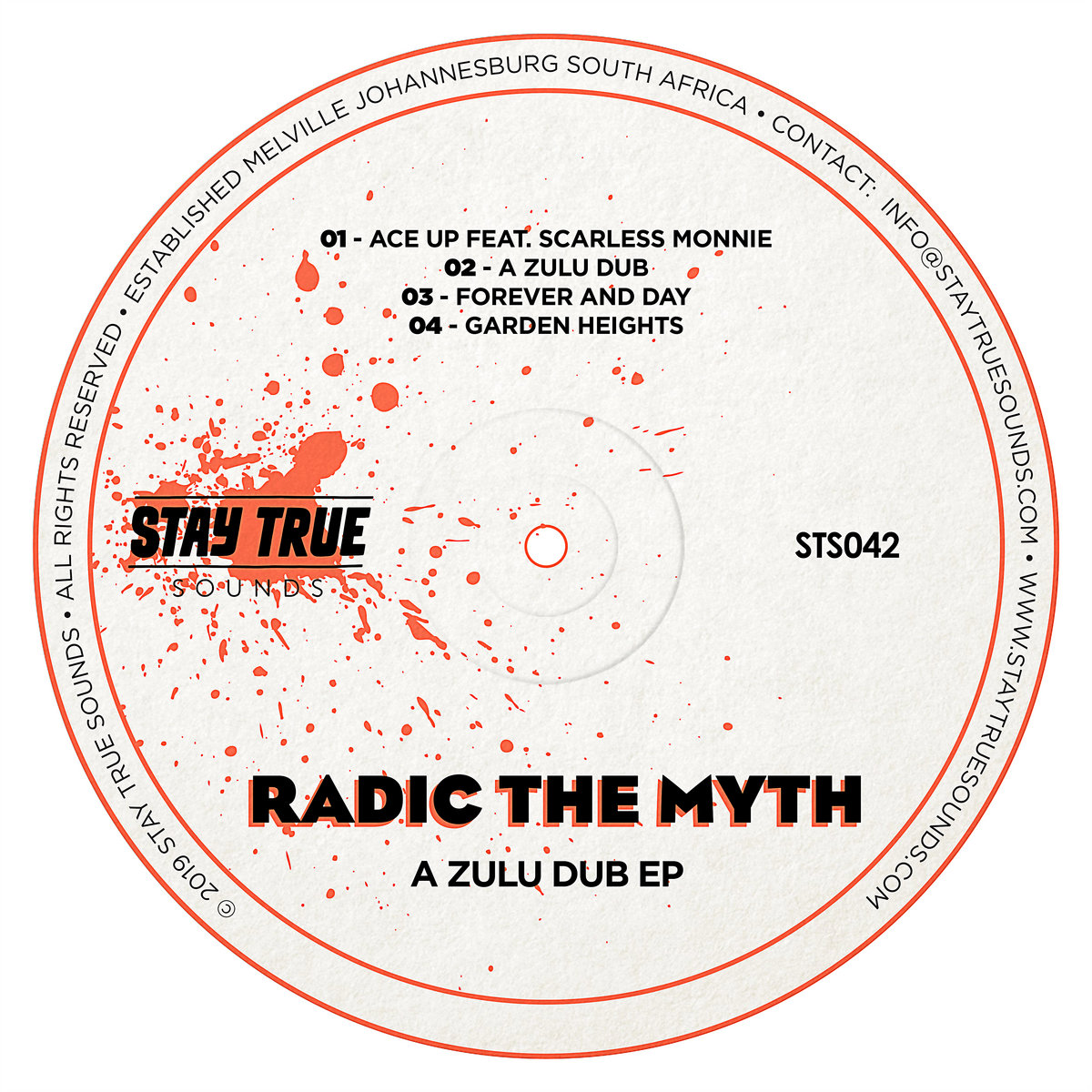 Garden Heights | Radic The Myth | Stay True Sounds