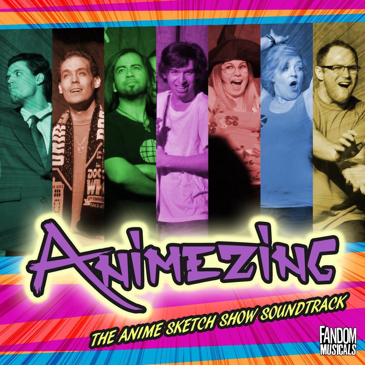Animezing by fandom musicals