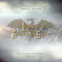 Legends of the Forgotten Earth cover art