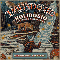 12.19.20 | Holidosio Acoustic Set | Asheville, NC cover art