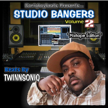 Studio Bangers  Volume 2 (Instrumental album) by Twinnsoniq