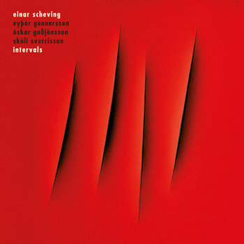 Intervals by Einar Scheving