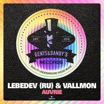 Lebedev (RU) & Vallmon - Auvrie cover art
