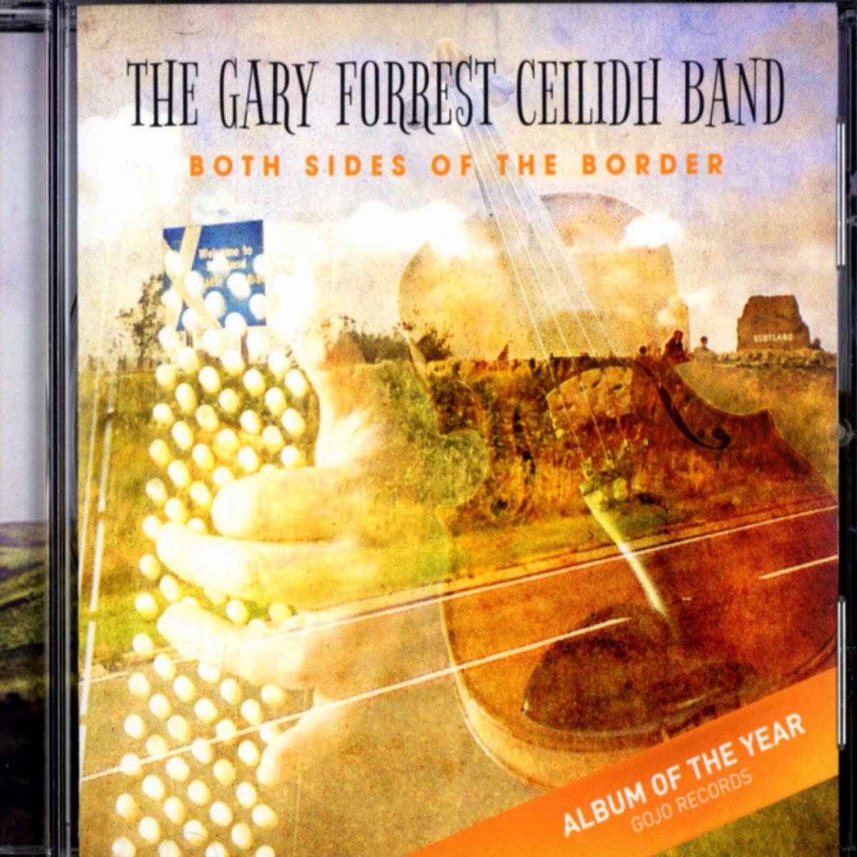 Scottish Border Waltzes | Gary Forrest Music