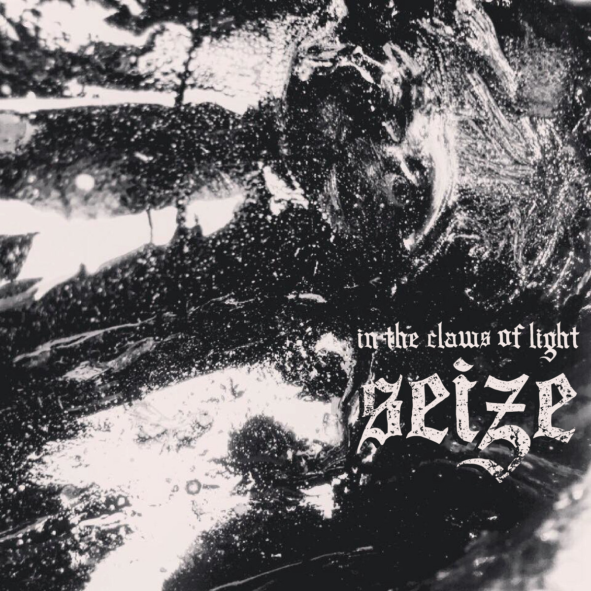 Dead Air At The Pulpit: SEIZE - In The Claws Of Light