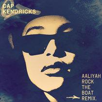 Aaliyah »ROCK THE BOAT RMX« cover art