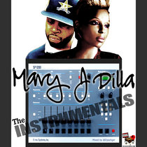 Mary J Dilla, The Instrumentals cover art