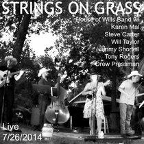 Strings on Grass Live 7.26.2014 cover art