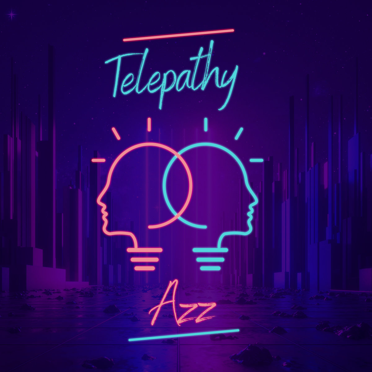 Telepathy by Azz