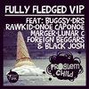 FULLY FLEDGED VIP Cover Art
