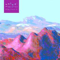 modeled mountain cover art