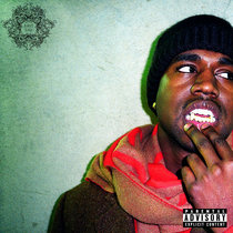 The Super Healthy Kanye West Remixes Vol. 1 cover art