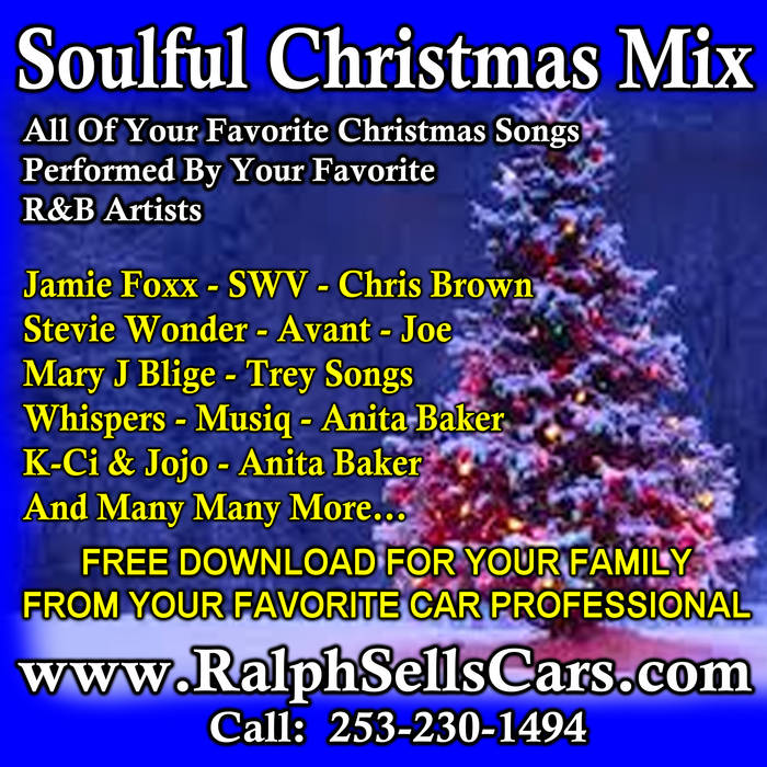 Luther Vandross Christmas.A Kiss For Christmas Luther Vandross Ralph Sells Cars