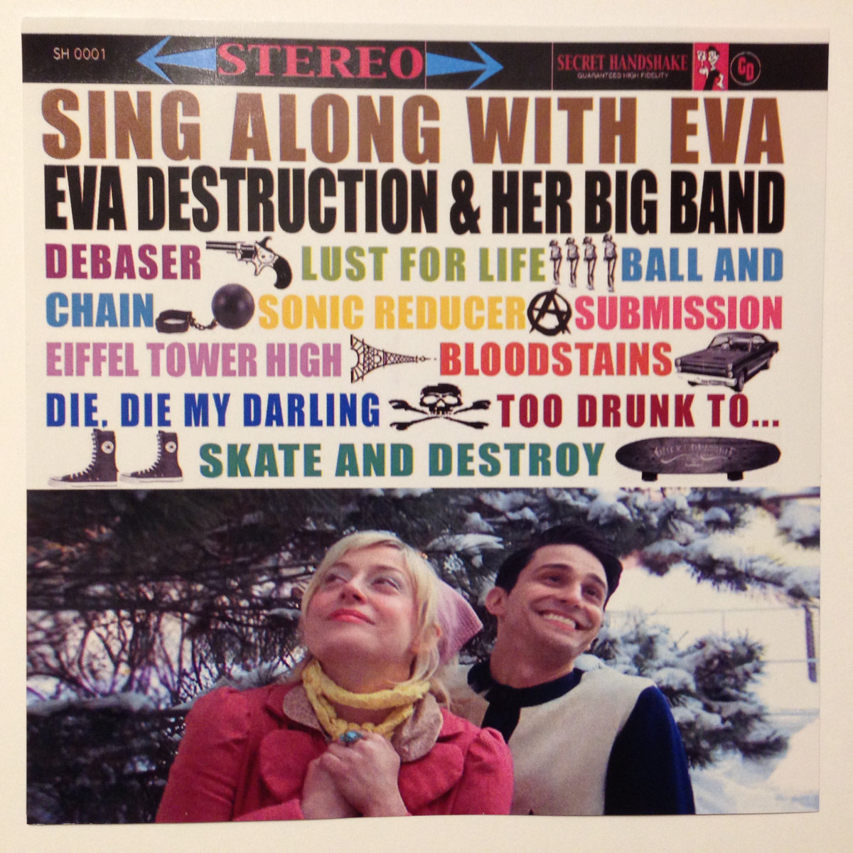 Sing along with eva eva destruction and her new band by eva destruction and her big band malvernweather Gallery