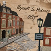 Byook - Sherlock Holmes Cover Art