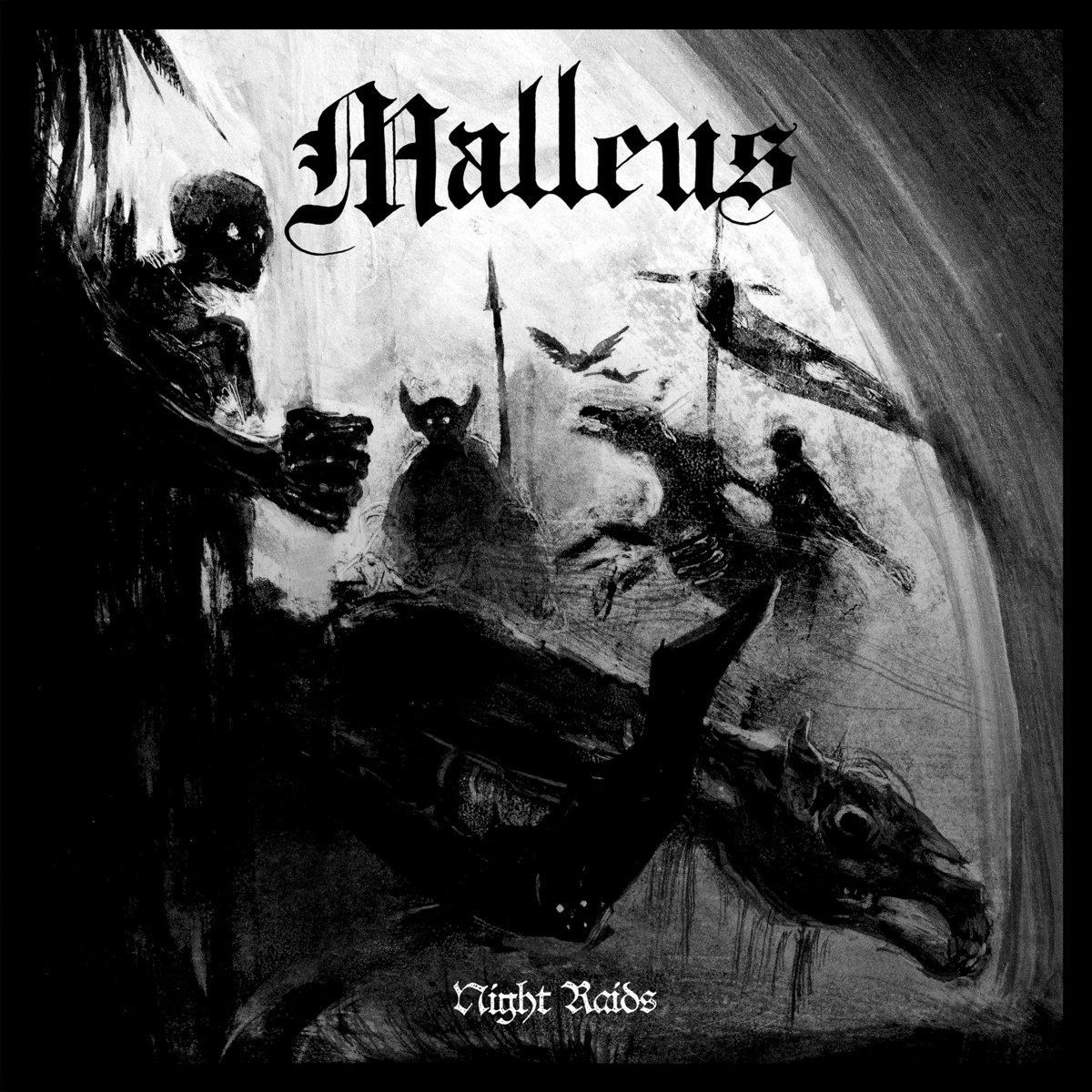 Night Raids   Malleus