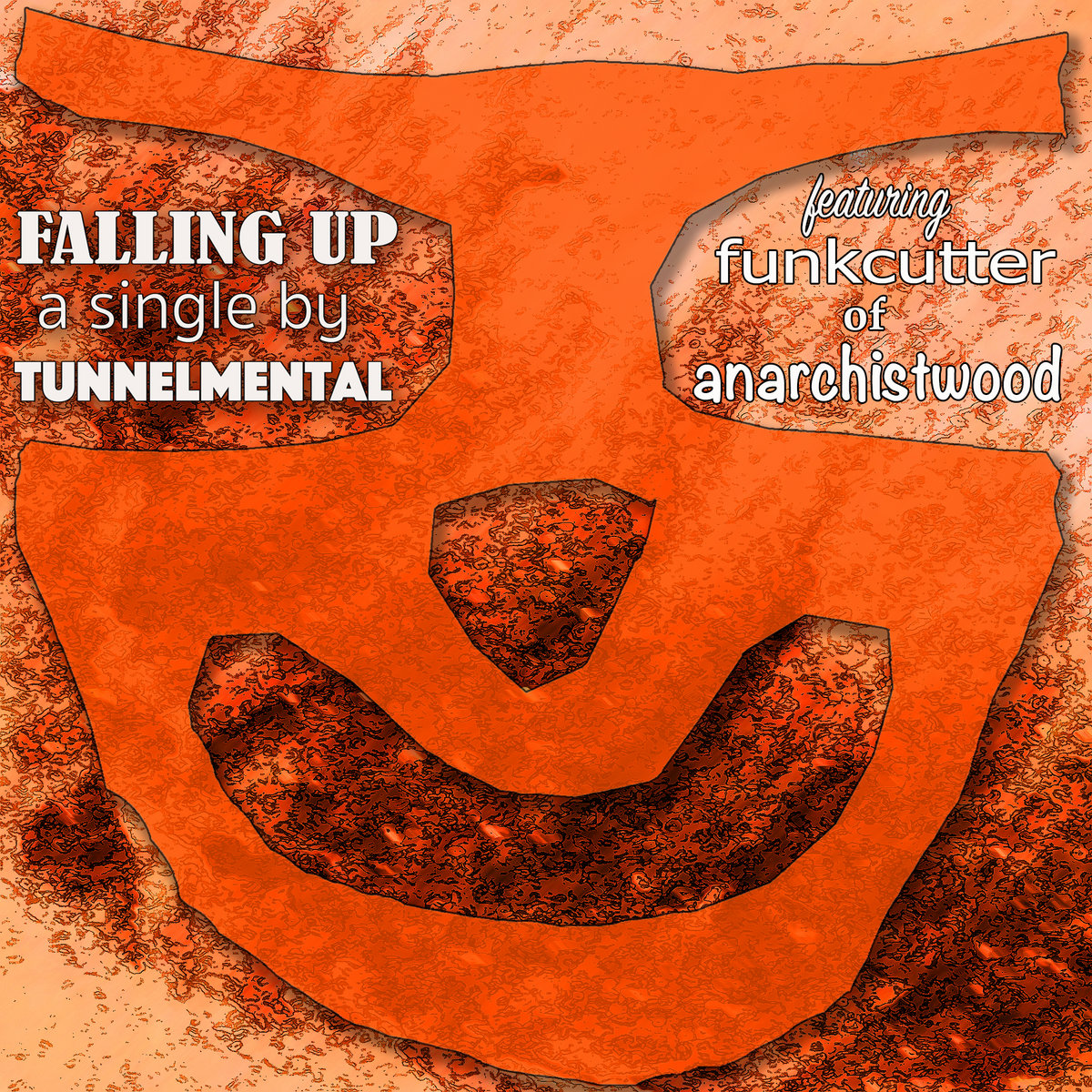Falling Up (featuring funkcutter of anarchistwood) by tunnelmental experimental assembly