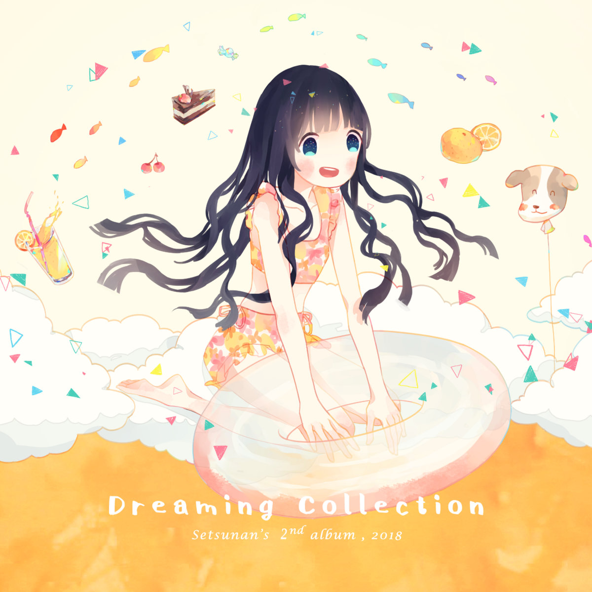 薛南 2nd album dreaming collection setsunann