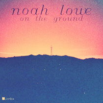 On the ground EP cover art