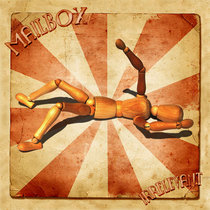 Irrelevant (2009) cover art