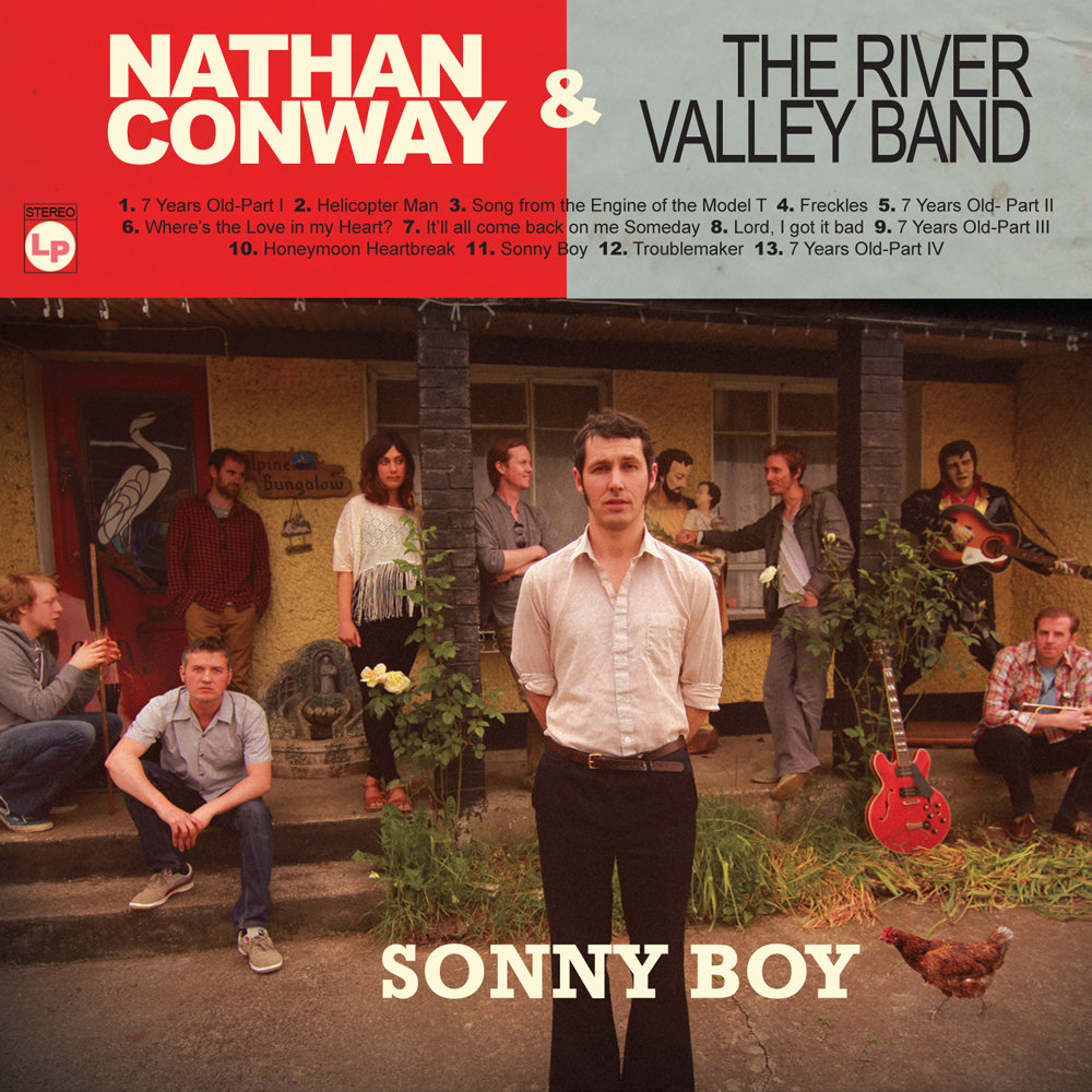 Helicopter Man | Nathan Conway and the River Valley Band