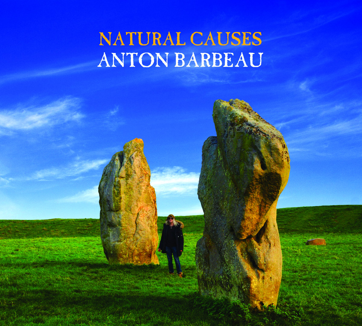 Image result for ANTON BARBEAU Natural Causes